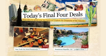 Four Travel Deals