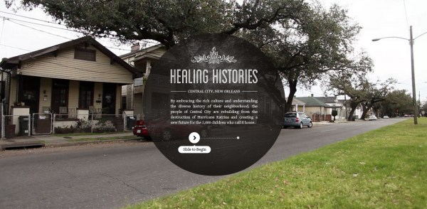 Healing Histories