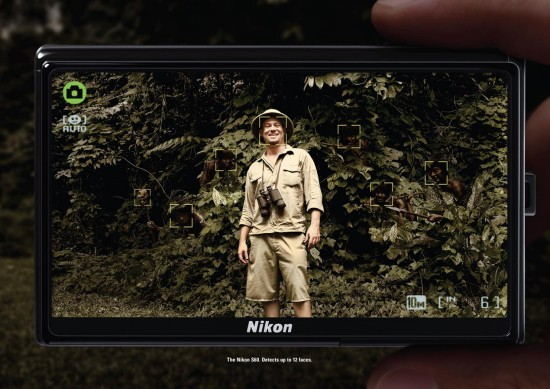 Nikon: Face Detect