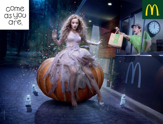 McDonald's: Cinderella
