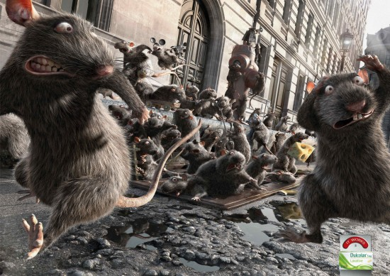 Dulcolax: Rats