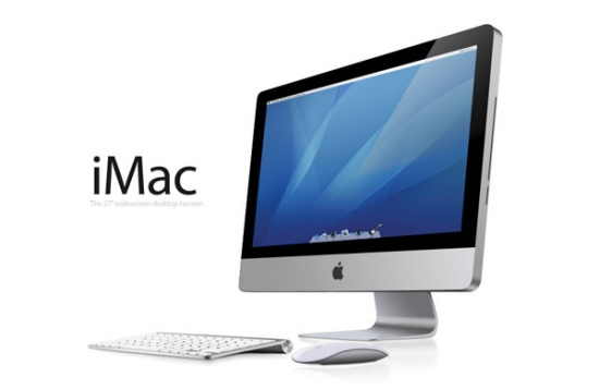 Create a Realistic iMac Icon in Photoshop