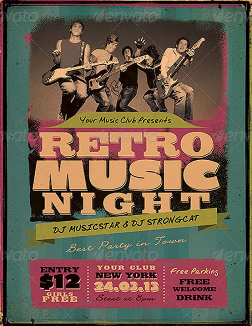 Retro Music Night