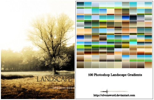 Landscape Gradients