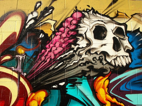 Graffiti Art Showcase