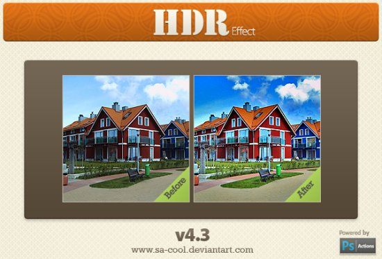 HDR Effect 4.3 by sa-cool
