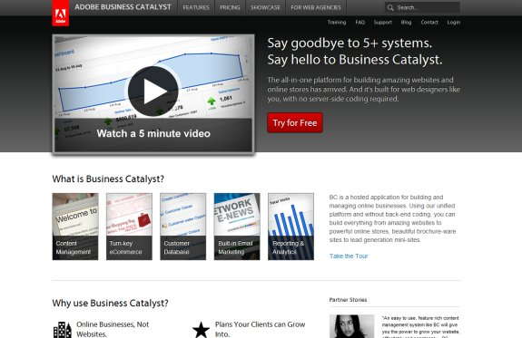 Business Catalyst