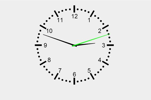 HTML5 Clocks Tutorial
