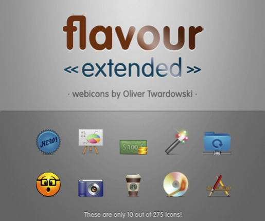 Flavour Extended