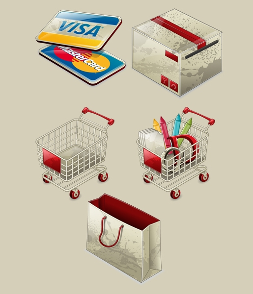 E-Commerce Icons