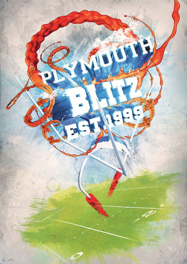 University of Plymouth Blitz