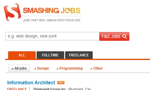 Best Places To Look For Graphic Design Jobs