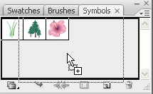 Using Symbols in Illustrator