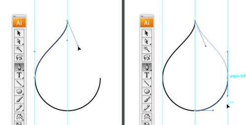 4 Simple Shapes in Illustrator