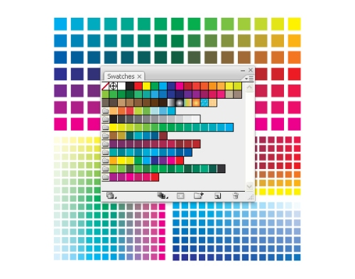 How to Create a Wide Range of Custom Color Swatches in Adobe Illustrator
