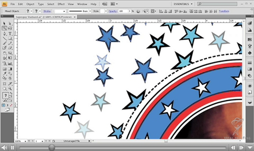 Illustrator CS4 Quick Tips: Magic Wand