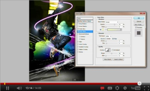 How to Create a Dazzling Dance Photo Manipulation