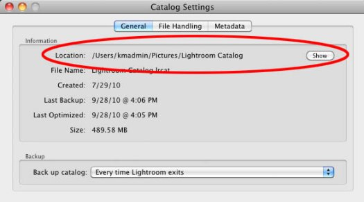 The Easiest Way to Share Lightroom Catalogs with Different Computers