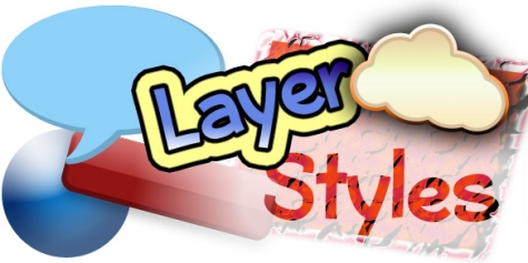 Layer Styles di Photoshop