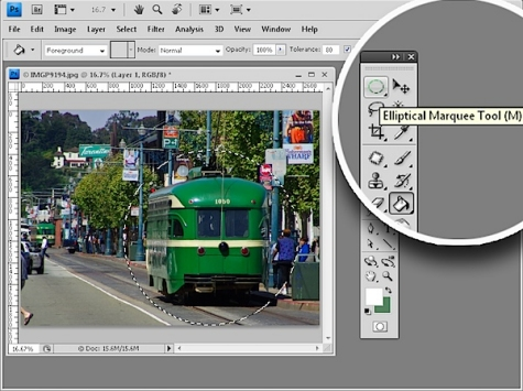 Five Secrets of the Marquee Tools in Photoshop