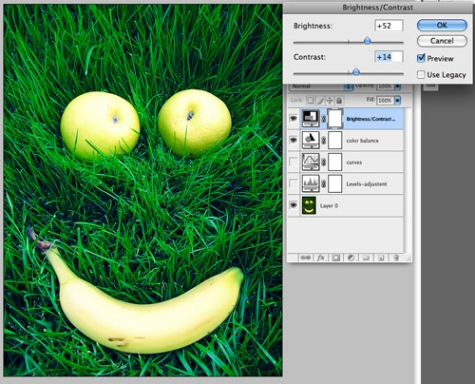 Photoshop 101: Penyesuaian Layers
