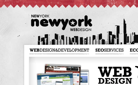 New York, New York Web Design