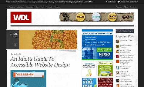 An Idiot's Guide to Accessible Website Design