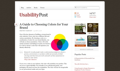 A Guide to Choosing Colors for Your Brand