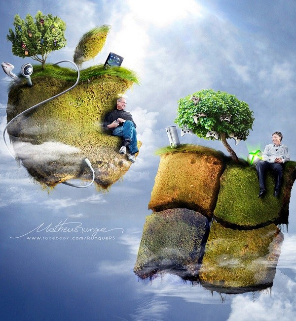 Surreal Photo Manipulation