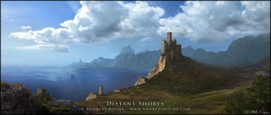 Making of Distant Shores