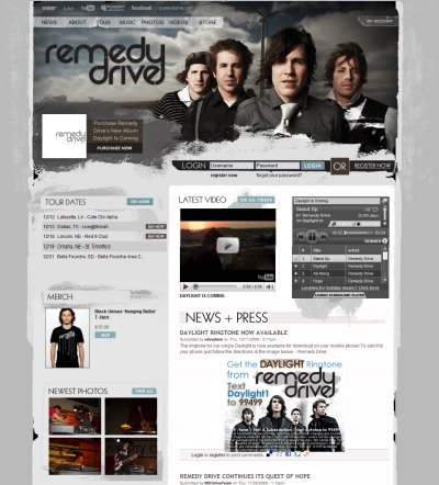 Remedy Drive