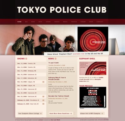 Tokyo Police Club