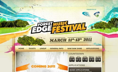 Forest Edge Music Festival