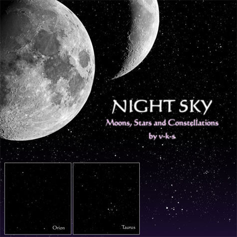 Night Sky Brushes