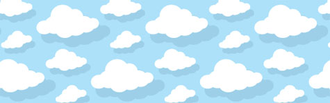 Stylized Clouds - 2