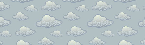 Stylized Clouds - 1