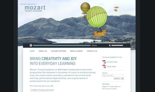 Mozart Young Academy