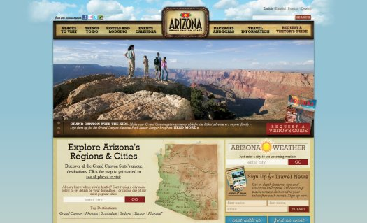Arizona Tourism and Travel