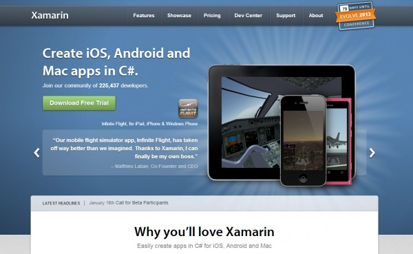 Xamarin