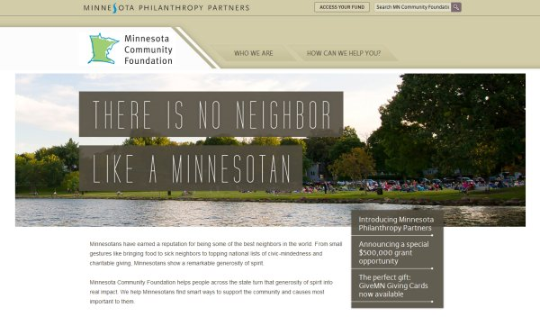 Minnesota Philanthropy Partners