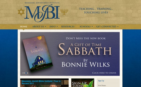 Messianic Jewish Bible Institute