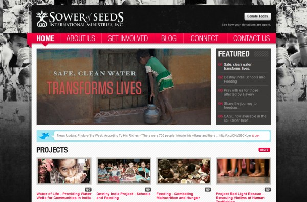 Sower of Seeds