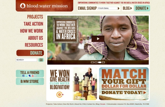 Blood: Water Mission