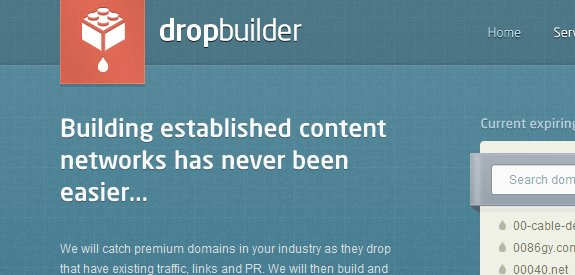 DropBuilder