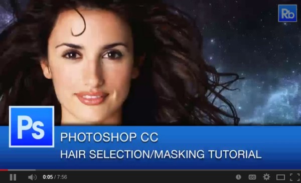 Photoshop Hair Masking Tutorial