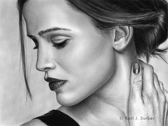 Pencil drawings