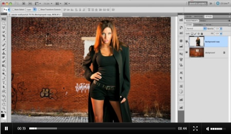Blending Photos in Photoshop