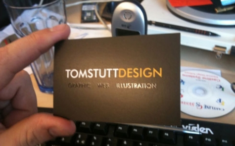 Tom Stutt Design