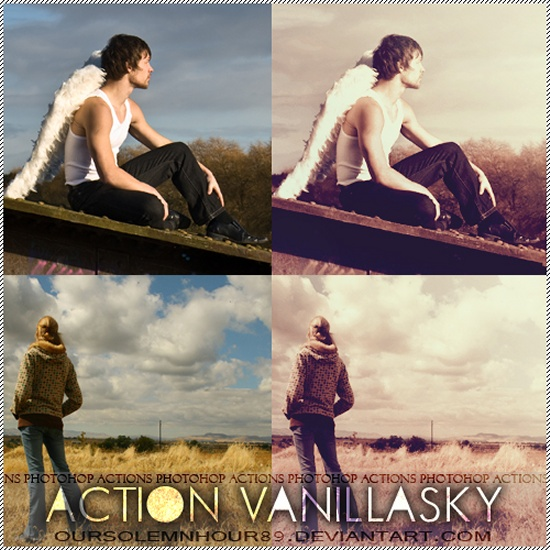 ps actions 24 35 Acciones Gratis para Photoshop