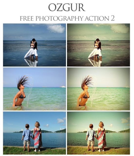 ps actions 39 35 Acciones Gratis para Photoshop